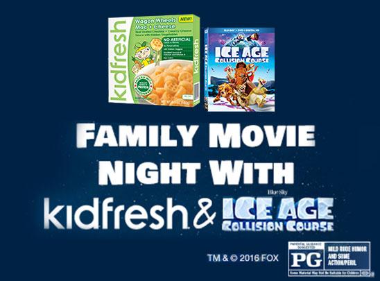 Kidfresh Meals #KidfreshIceAge