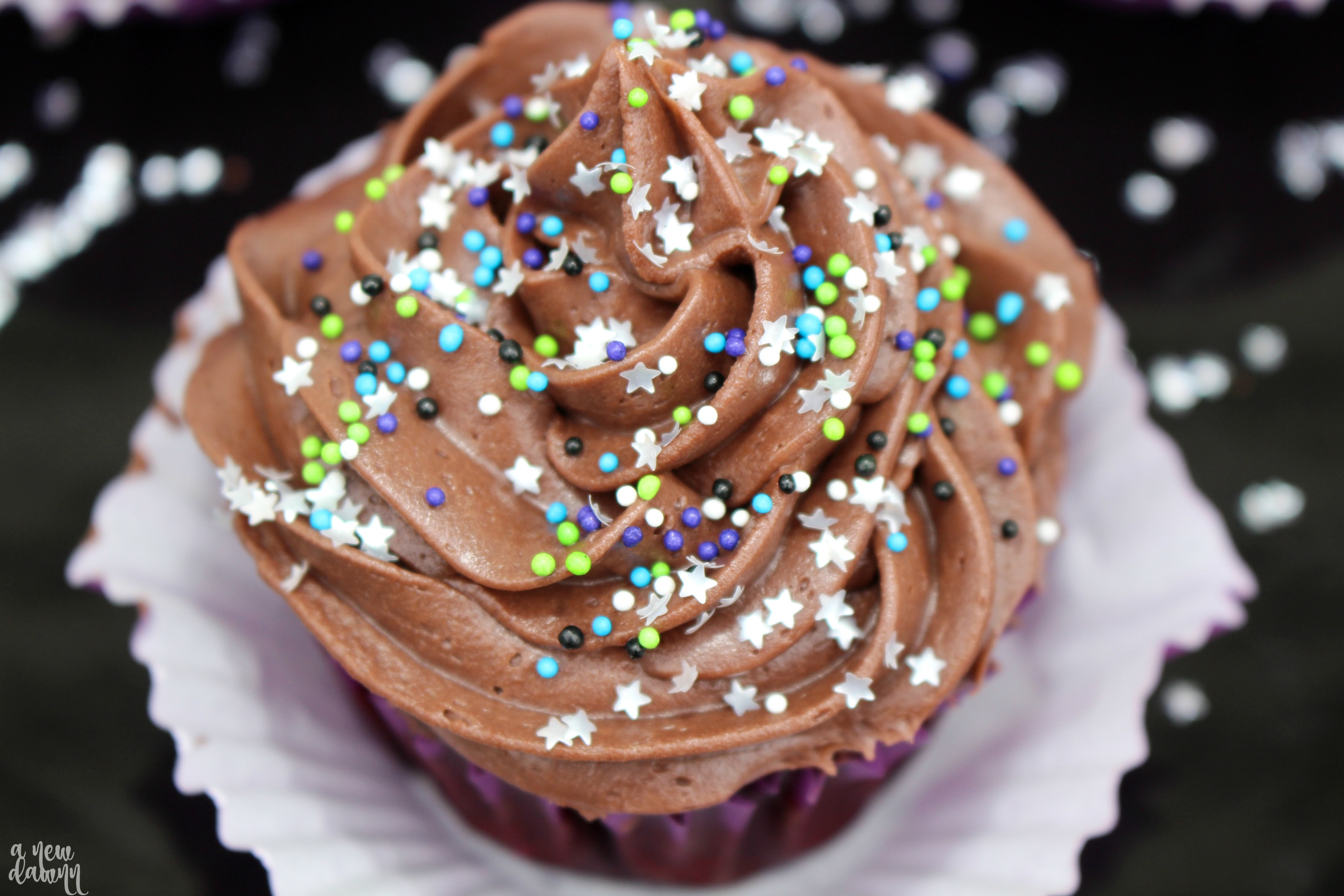 Galactic Cupcakes