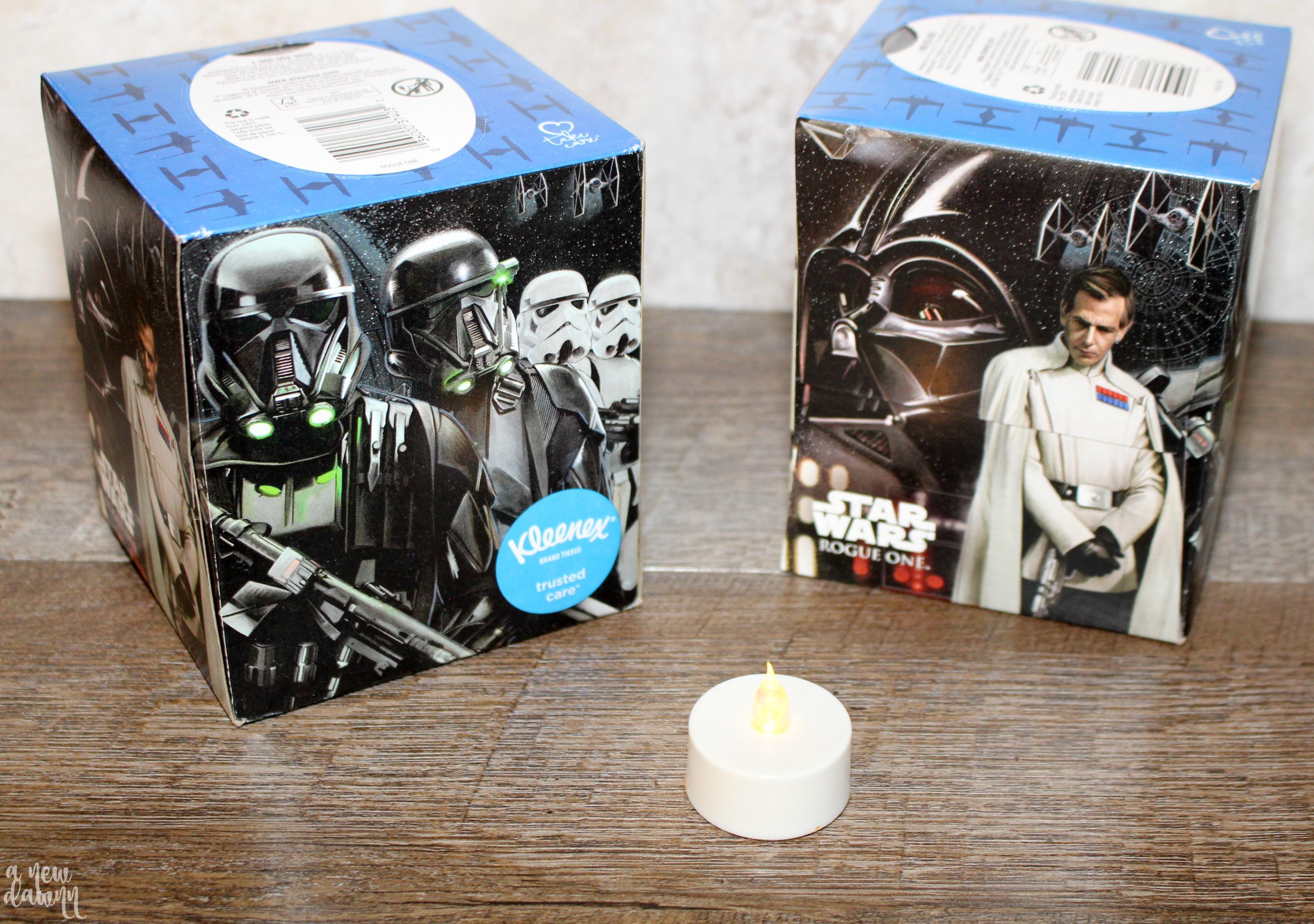 DIY Star Wars Nightlight