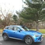 2017 Mazda CX-3 Subcompact Crossover SUV