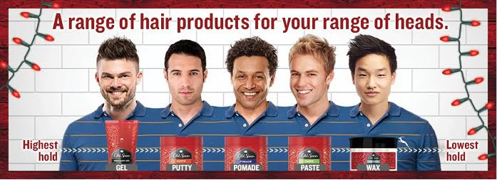 Help the Men in Your Life Get the Perfect Holiday Look with Old Spice