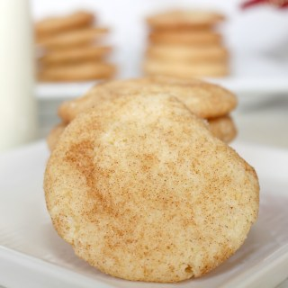Delicious Snickerdoodle Cookie Recipe