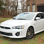 Take a Ride in the 2017 Mitsubishi Lancer SEL AWC