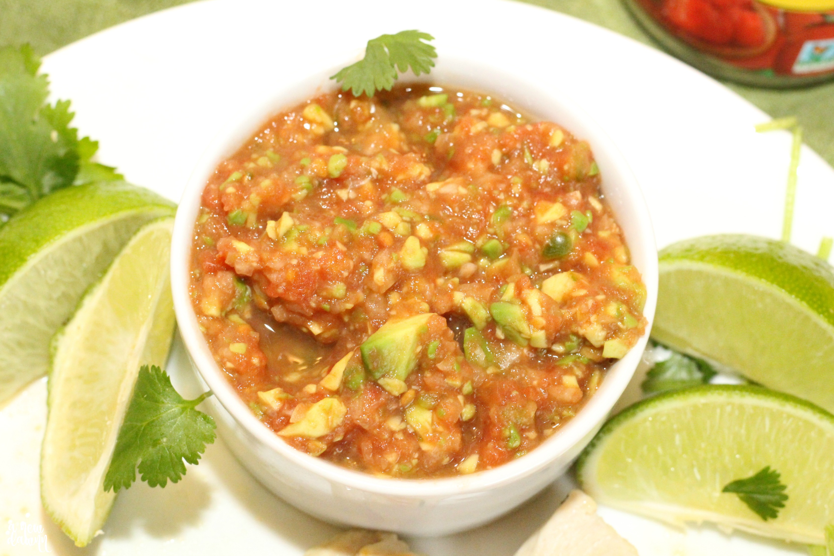 Avocado Salsa Chicken