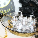 New Year's Eve Treat – Midnight Kisses & DIY Party Platter