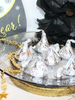 Midnight Kisses Party Platter