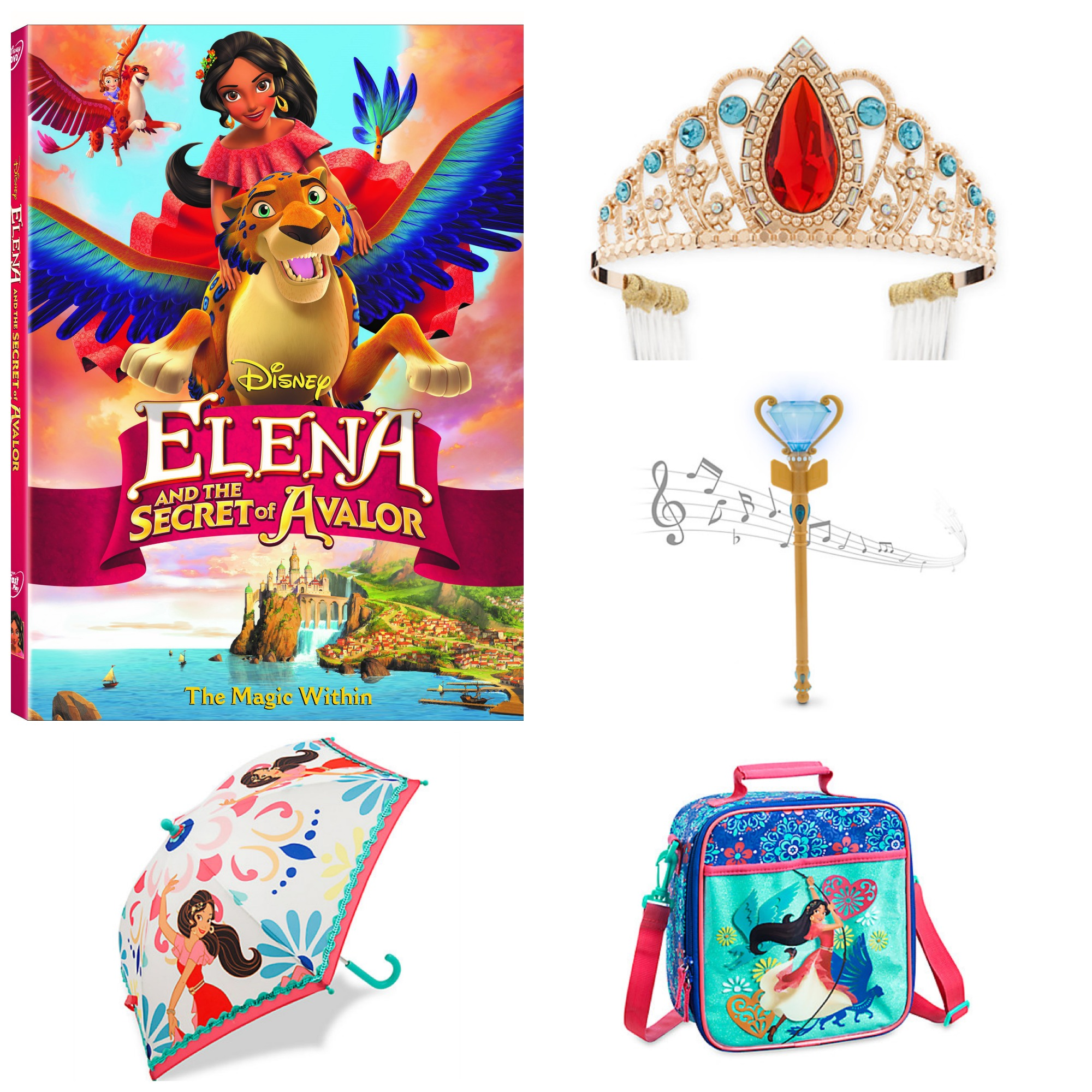 Elena and the Secret of Avalor Giveaway