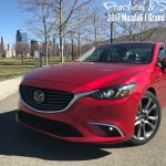 The 2017 Mazda6 Grand Touring | A Practical & Stylish Family Sedan