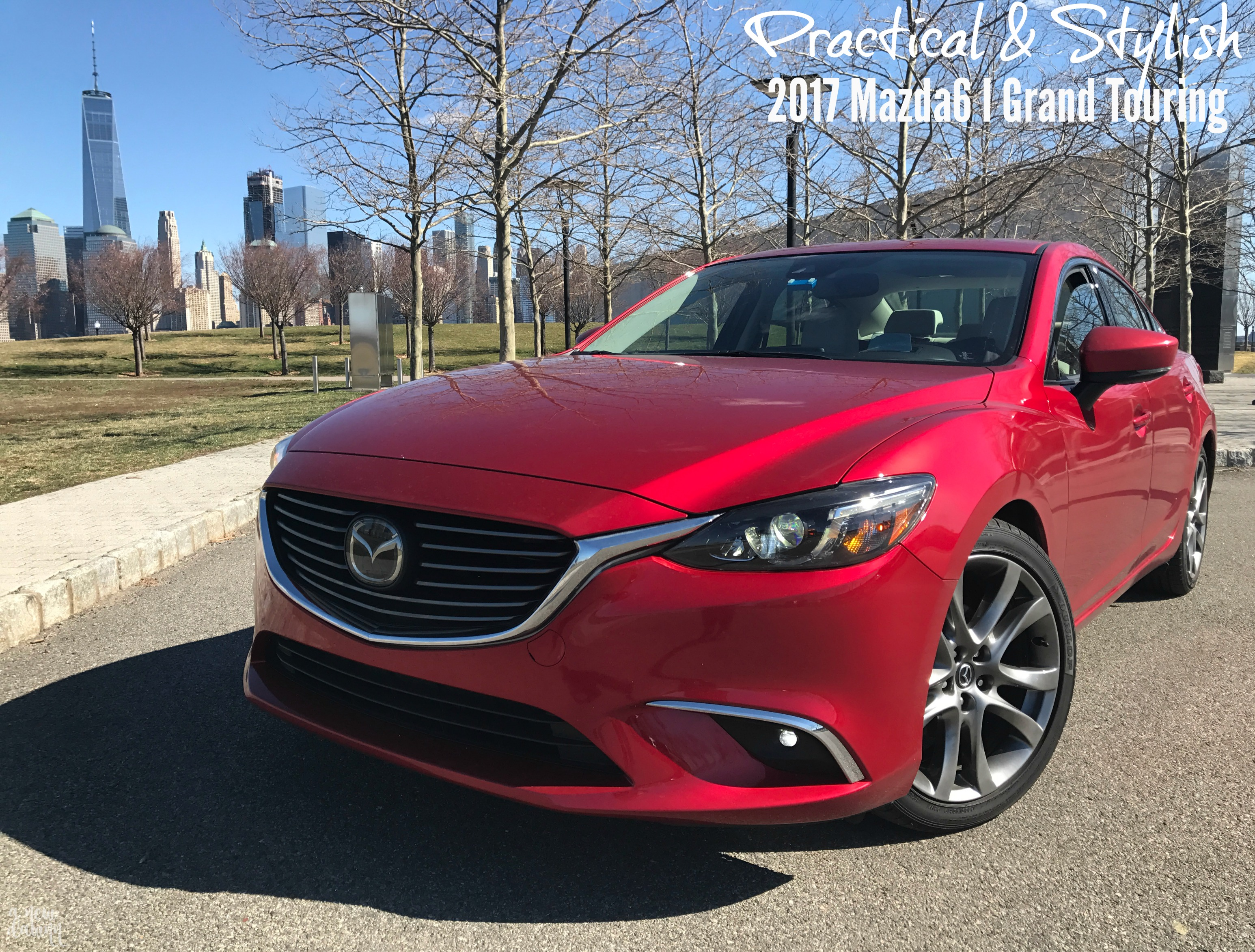 the 2017 mazda6 grand touring a practical stylish family sedan. Black Bedroom Furniture Sets. Home Design Ideas