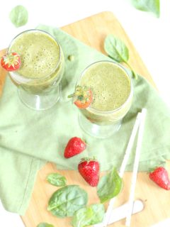 Yummy & Delicious Green Smoothie