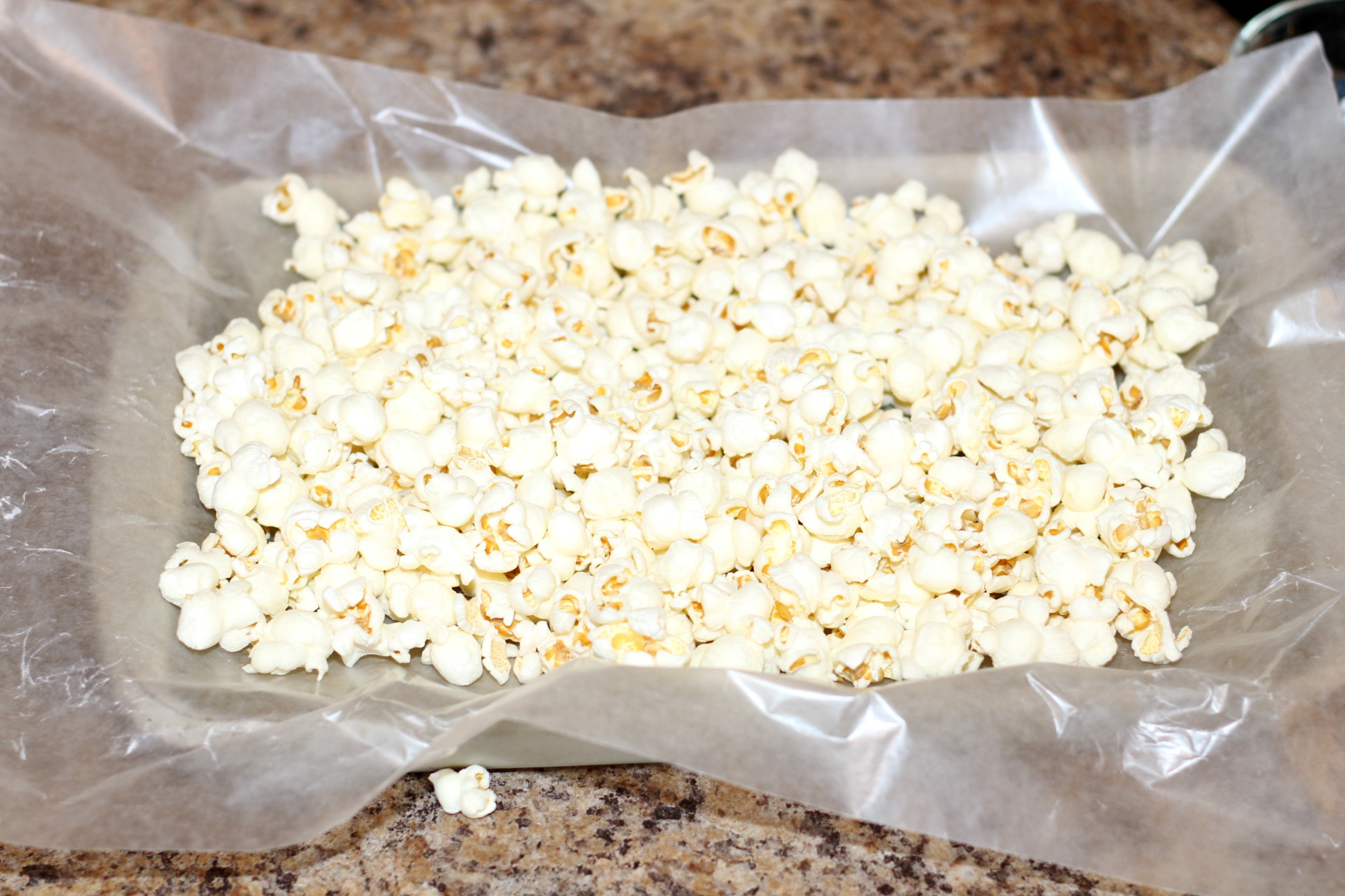 Rogue One Inspired Popcorn Recipe