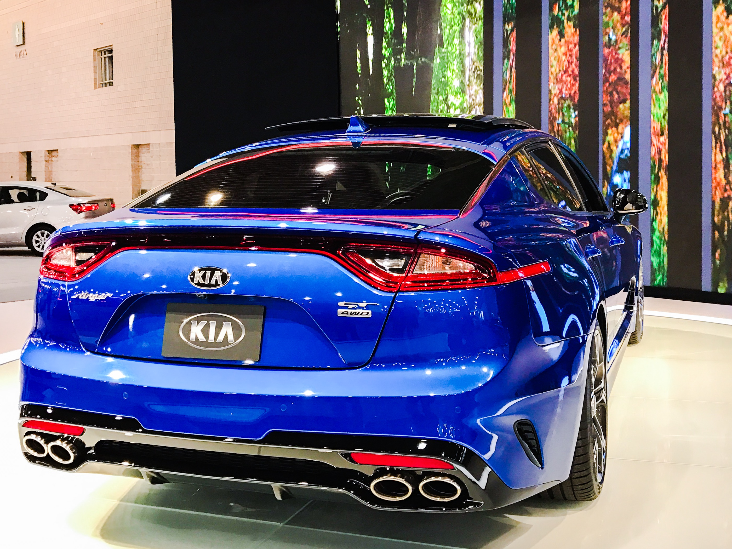 Join me in San Diego to discover #TheNewKia