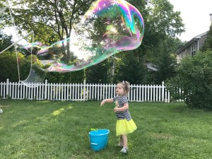 The Best Homemade Bubble Recipe