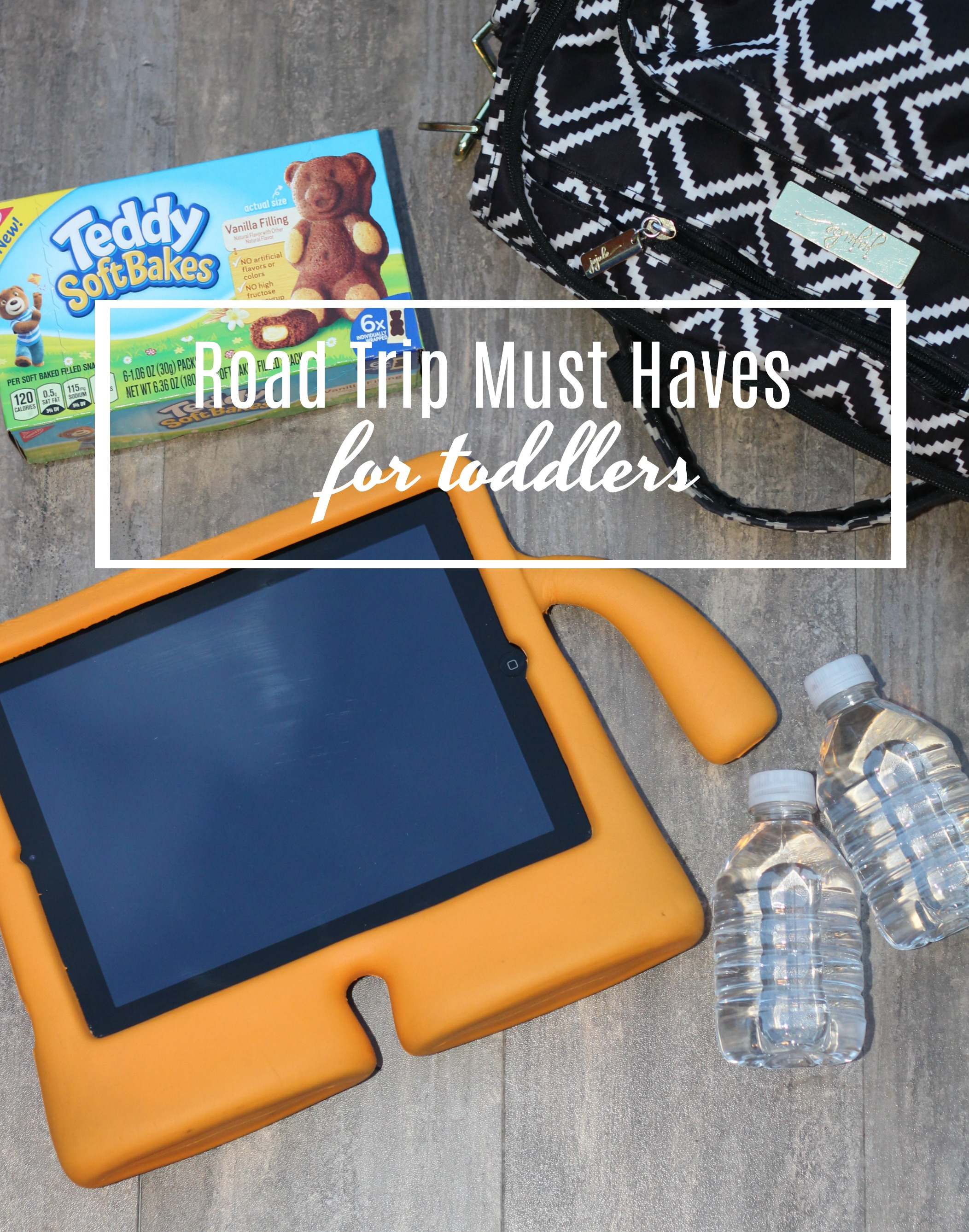 Road Trip Must Haves for Toddlers