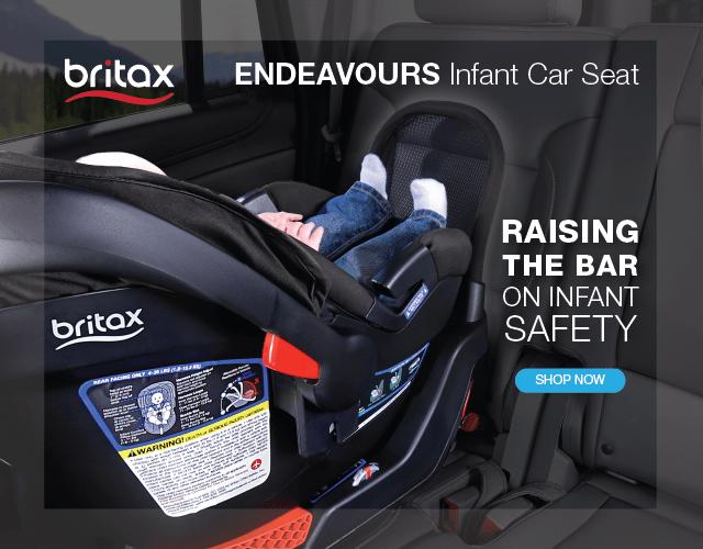 Test Drive Parenthood Event with Britax & Lexus
