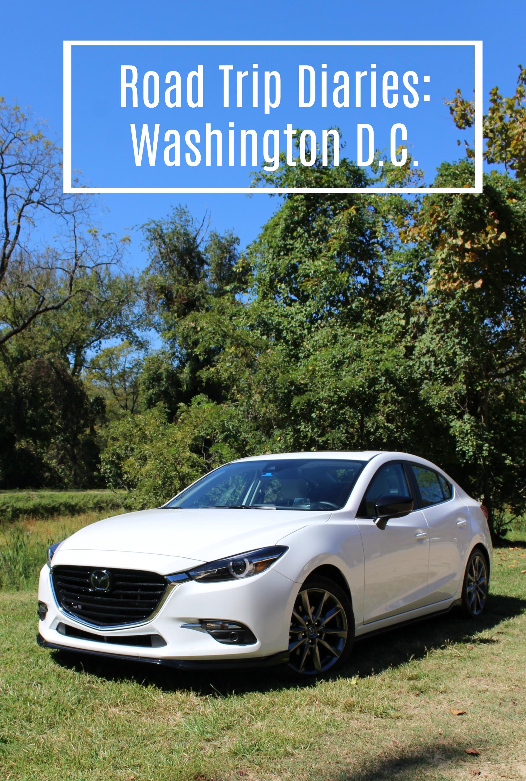 Road Trip Diaries- Washington D.C. Edition
