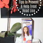 5 Tips to Prevent & Help Treat Head Lice