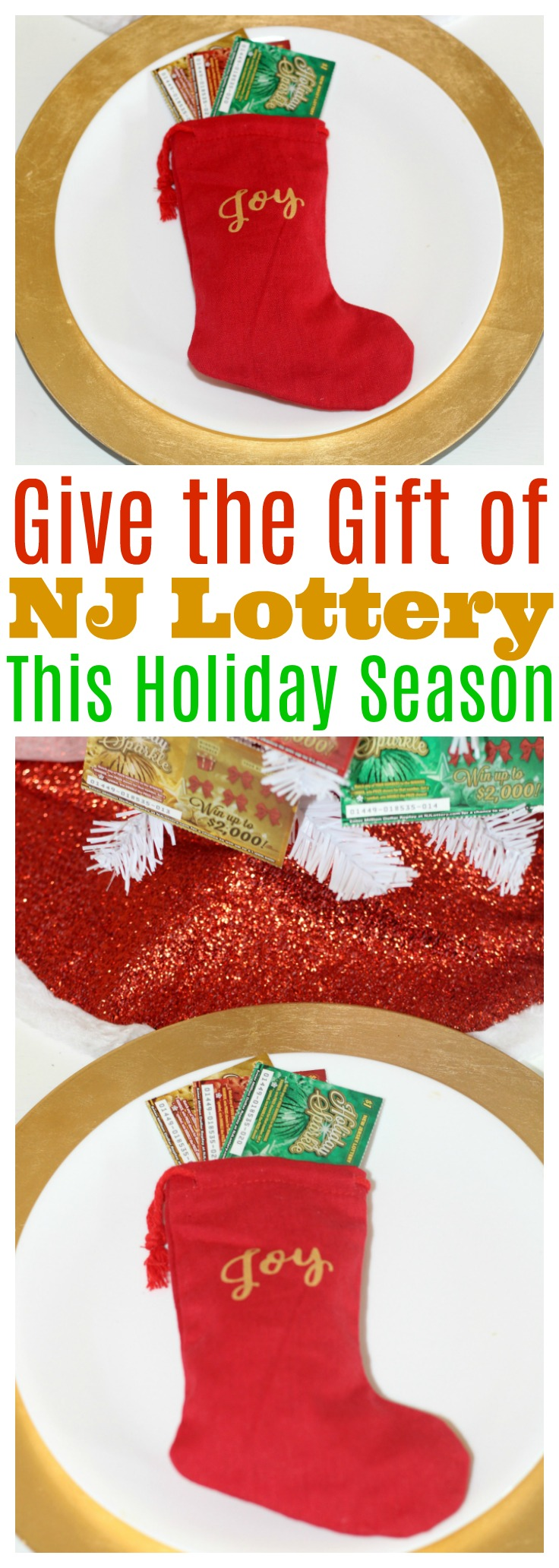 Give the Gift of the New Jersey Lottery This Holiday Season
