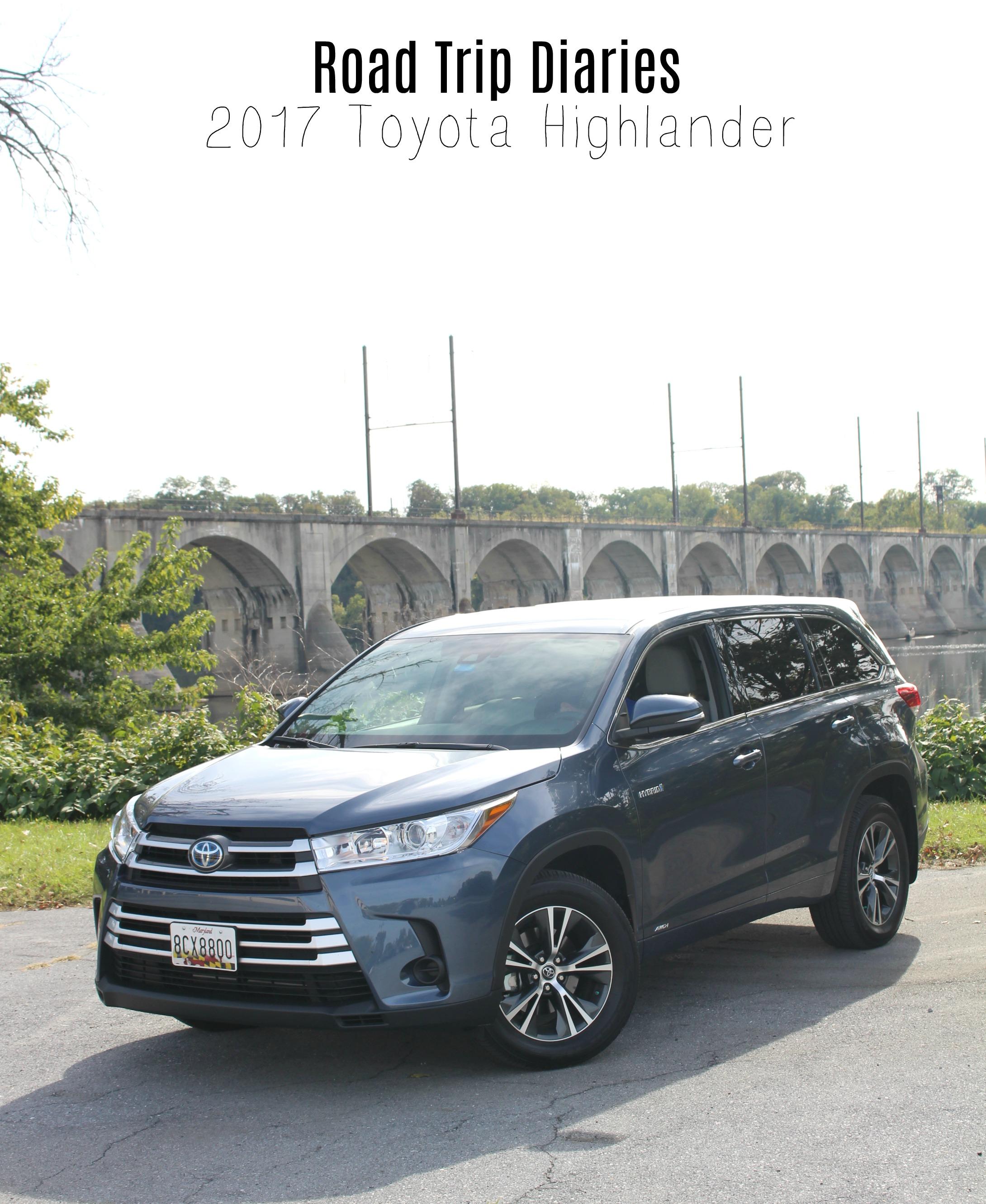 Toyota Highlander Reviews: 2017 Toyota Highlander