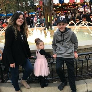 Hersheypark Sweetest Moms