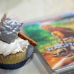 Thor Hammer Cupcake