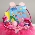 DIY Peppa Pig Easter Basket – Peppa Pig Easter Bunny on DVD
