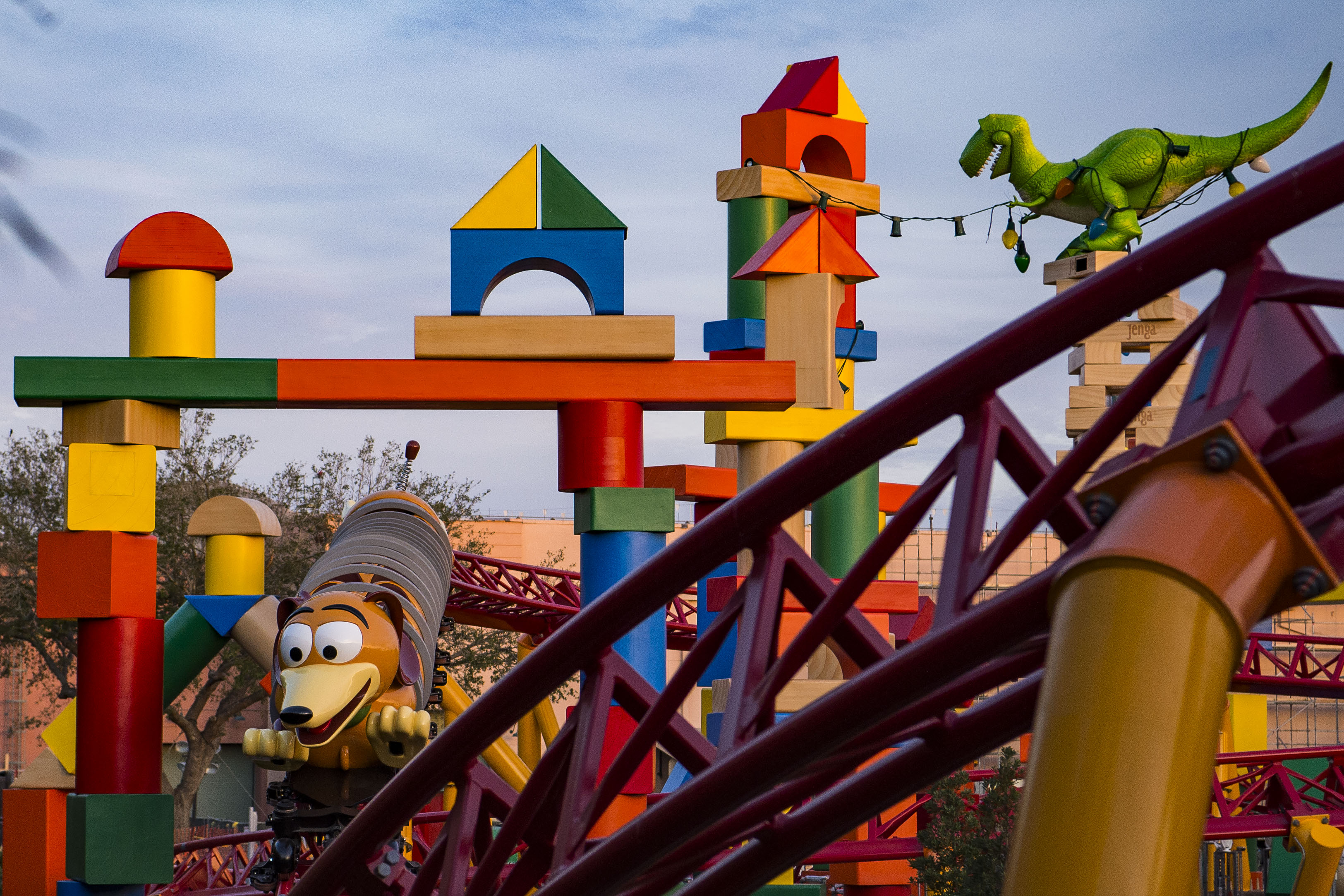 Everything we know about Toy Story Land