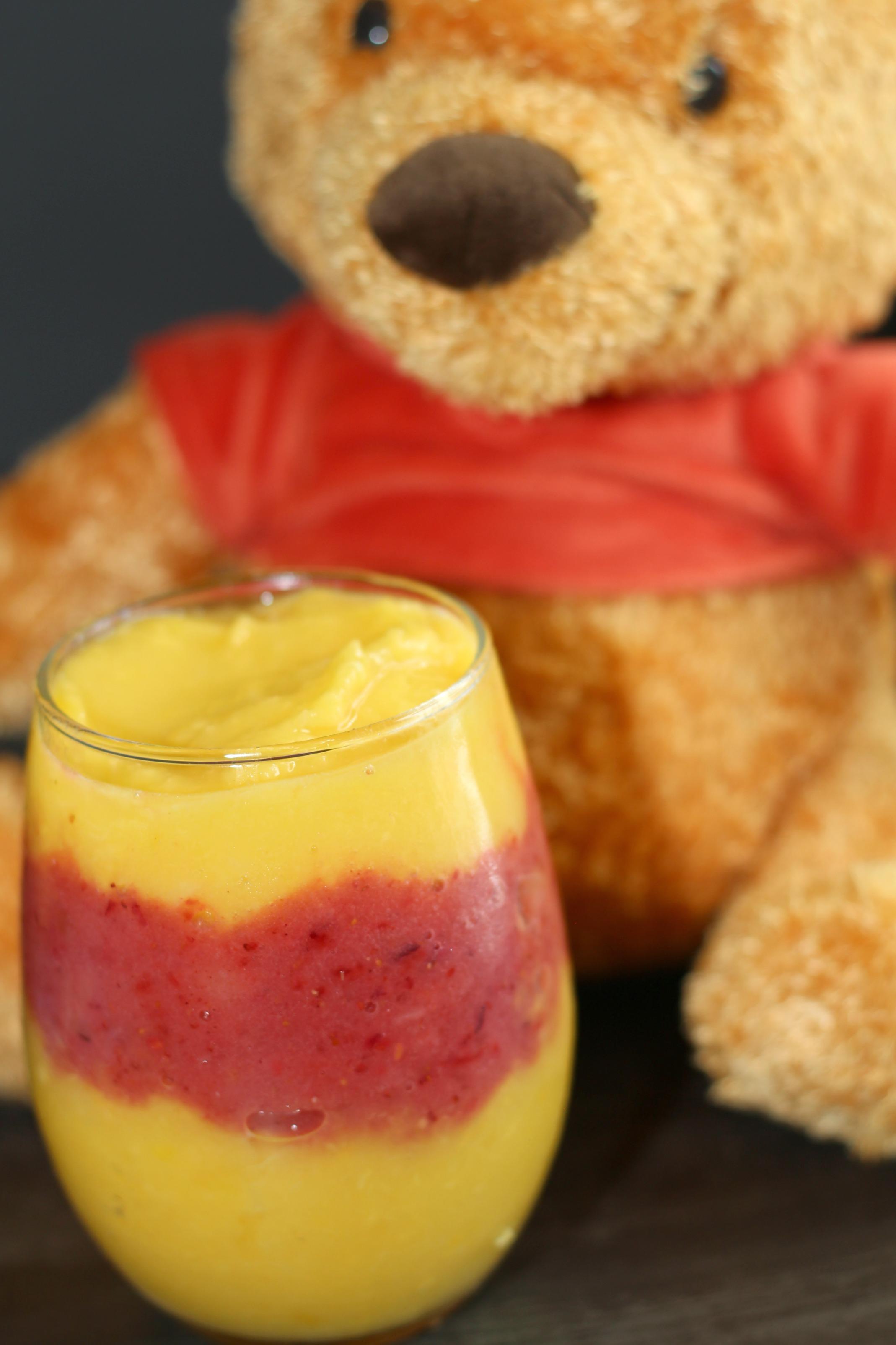 Winnie the Pooh Smoothie