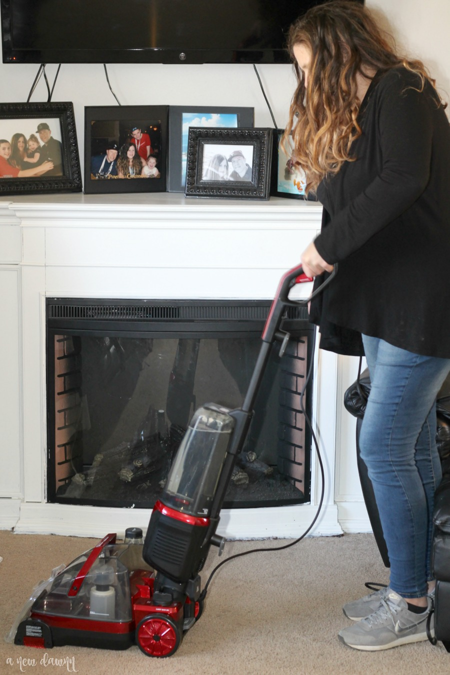 Spring Cleaning with the Rug Doctor FlexClean