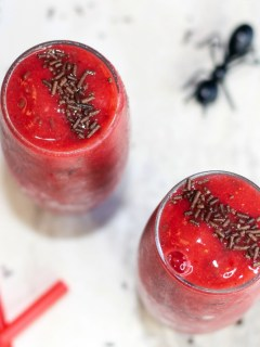 Ant-Man Smoothie Inspired by ANT-MAN AND THE WASP