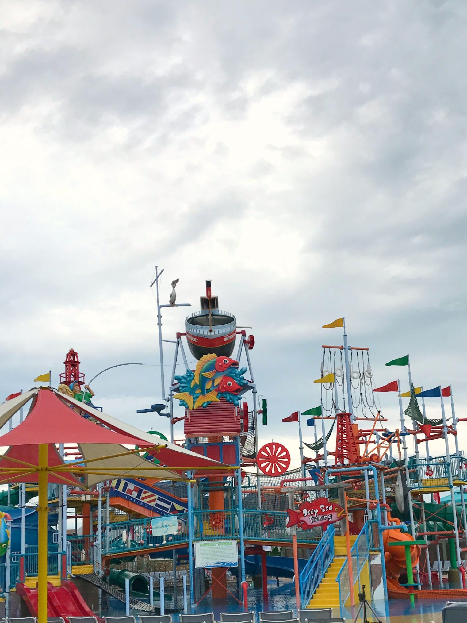 A Guide Casino Pier & Breakaway Beach Waterpark in Seaside Heights, NJ