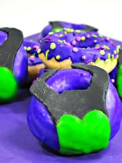 Maleficent Donut Recipe