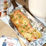 A Disney Christopher Robin Friendsgiving + Honey Glazed Salmon Recipe