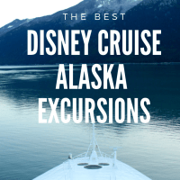 The Best Disney Alaska Cruise Excursions for the Whole Family