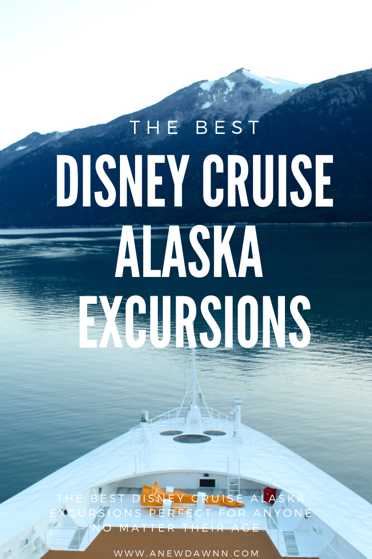 Disney Alaska Cruise Excursions