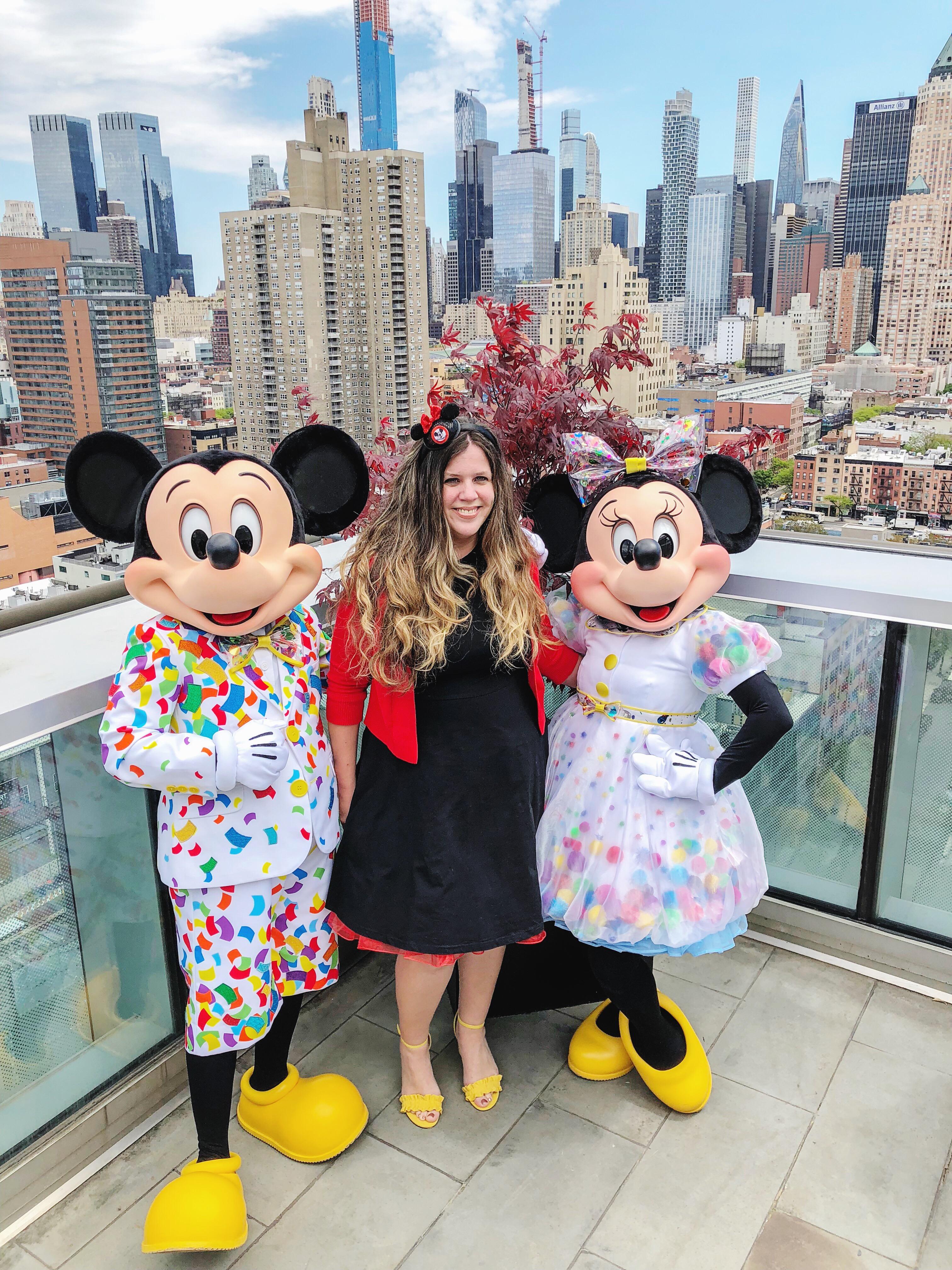 DisneySMC event in NYC