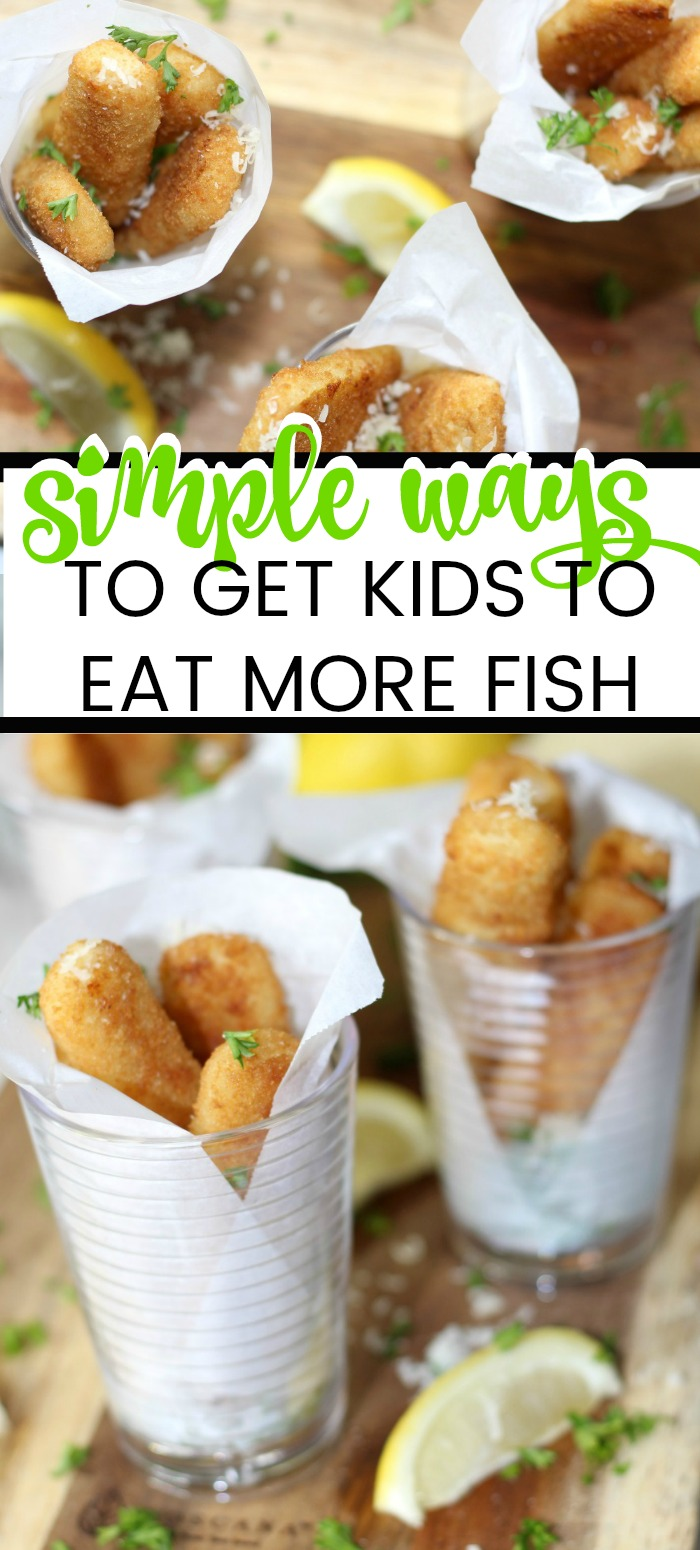4 Simple Ways to Get Kids to Eat More Fish