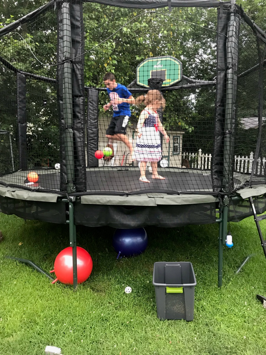 4 Reasons You Should Get a Trampoline