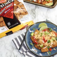 Loaded BBQ Chicken Nachos Recipe