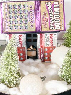 NJ lottery ticket gift idea