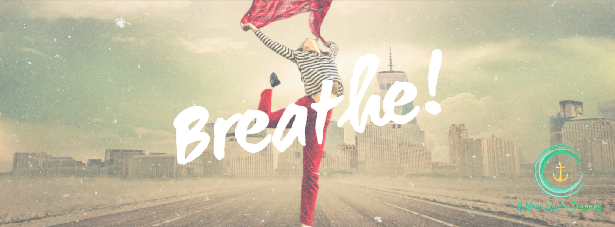 Breathe Warrior…You Don't Have to Save the World!