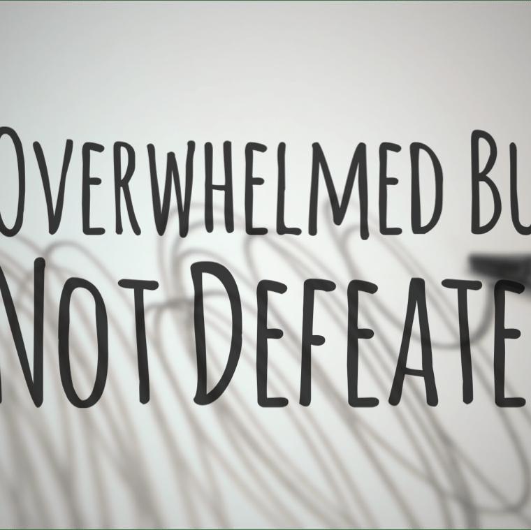 Broken Pencils Still Write: Overwhelmed But Not Defeated