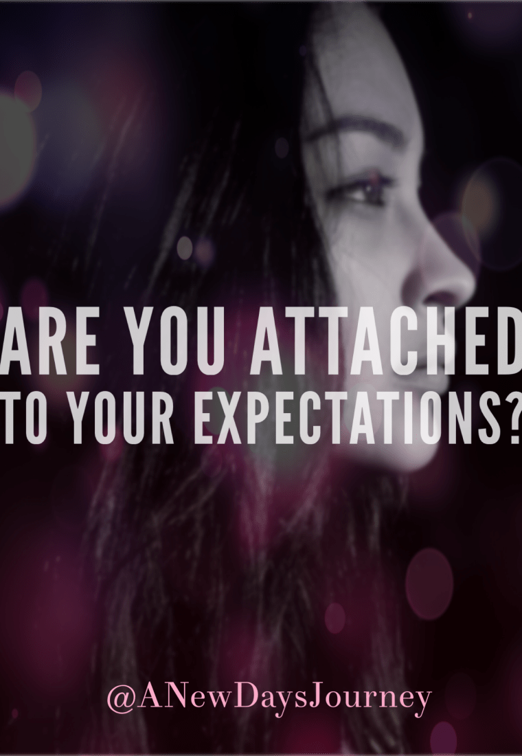 Stop Letting Expectations Dictate Your Journey!