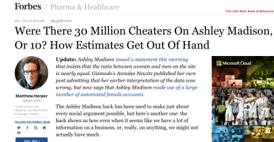 forbes ashley madison tricked forbes