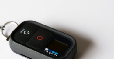 The GoPro Wi-Fi remote is part of the GoPro Wi-Fi Combo Kit