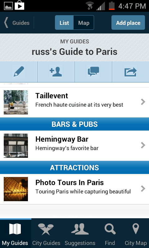 aND Russ's Travel Guide