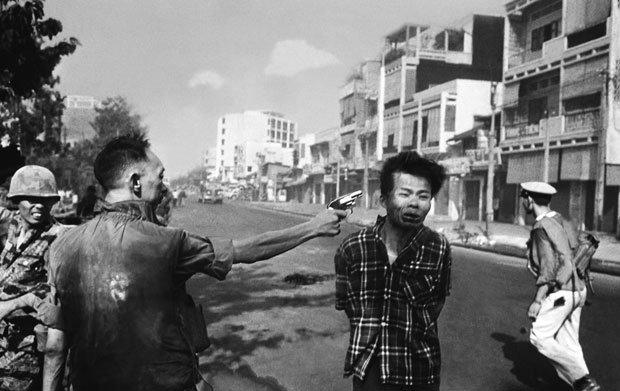 execution viet cong