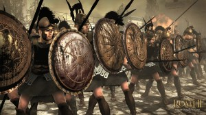Rome II Macedon