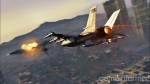 GTA 5 Fighter Jet