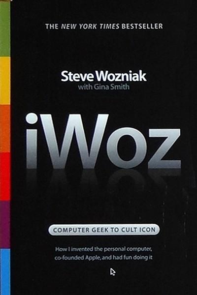 iWoz - black cover